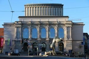 Stadttheater Ausburg Foto: Informationswiedergutmachung (Creative Commons)